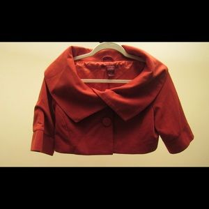 Red Capelet.